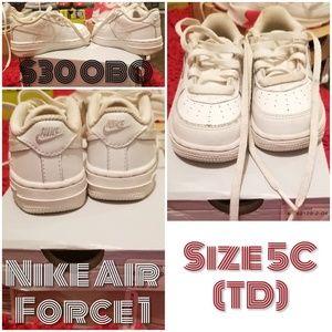 3548ba5fa1 Kids Nike Air Force 1 Shoes on Poshmark